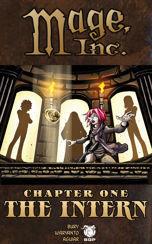Mage Inc. #1  by  Shon C Bury