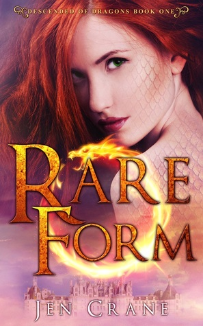 Rare Form (Descended of Dragons #1)