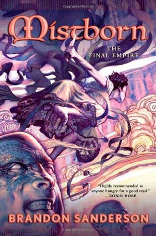 Book Review: Brandon Sanderson's Mistborn: The Final Empire