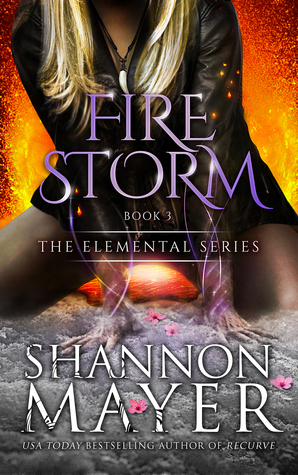Review: Firestorm by Shannon Mayer (@TheShannonMayer, @HiJinksInk)