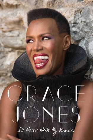 Music author Grace Jones & Paul Morley