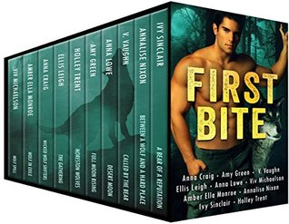 First Bite - Shifter Romance Box Set: Anthology of First in Serials and Series V. Vaughn