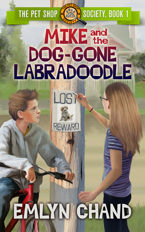 cover Mike and the Dog-Gone Labradoodle