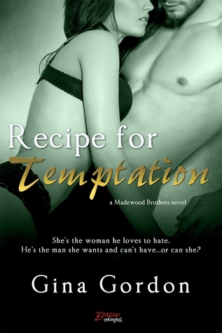 {Review} Recipe for Temptation by Gina Gordon