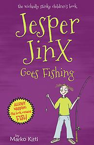 Jesper Jinx Goes Fishing (Jesper Jinx, #4)