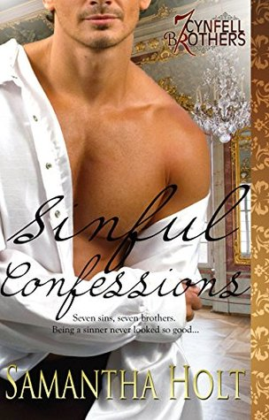 Sinful Confessions (Cynfell Brothers #1)