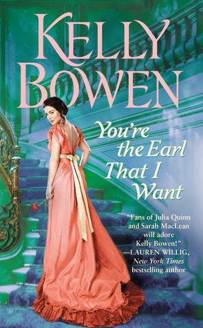You're the Earl That I Want (The Lords of Worth, #3)