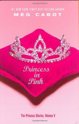 Princess in Pink (The Princess Diaries, #5)