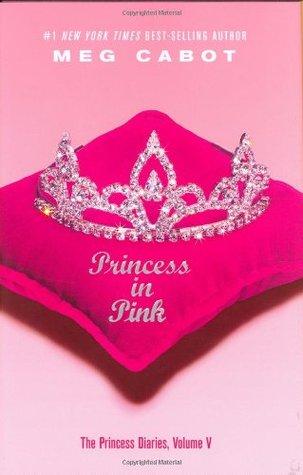 Princess in Pink (The Princess Diaries, #5)