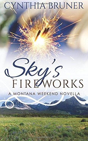 Sky's Fireworks by Cynthia Bruner