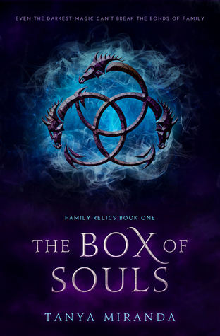 The Box Of Souls by Tanya Miranda