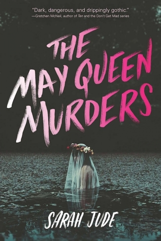 The May Queen Murders by Sarah Jude book cover