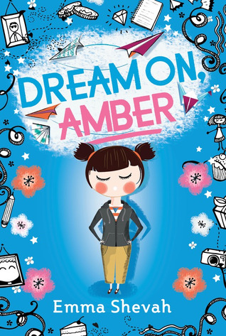 {Interview} with Emma Shevah, author of Dream On, Amber (with Giveaway)