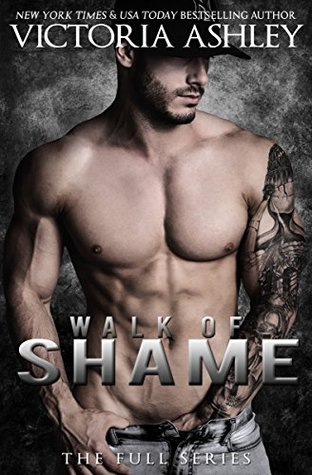 Release Blitz: Walk of Shame by Victoria Ashley