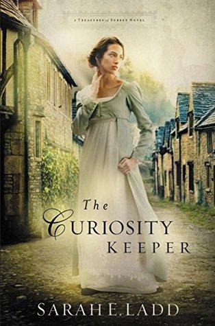 The Curiosity Keeper (Treasures of Surrey #1)