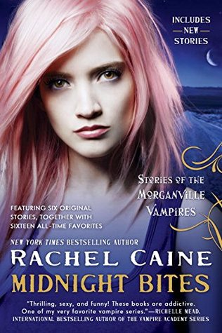 Review: Midnight Bites by Rachel Caine (@Mollykatie112, @rachelcaine, @penguinusa)