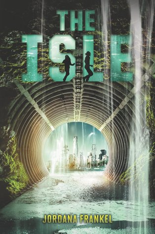 {Q & A} with Jordana Frankel, author of The Isle (with Giveaway)