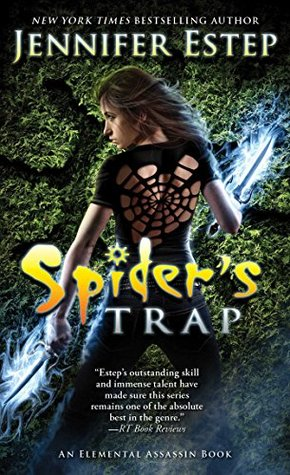 Book Review:  Jennifer Estep, The Spider's Trap