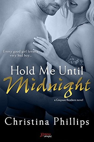 {Review} Hold Me Until Midnight by Christina Phillips
