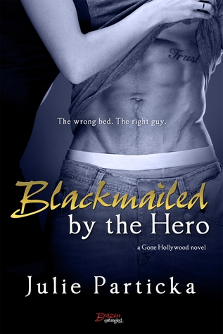 {Review} Blackmailed by the Hero by Julie Particka