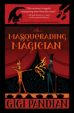 TOUR: The Masquerading Magician (Pandian)