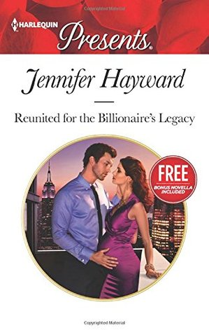 Reunited for the Billionaire's Legacy / Christmas at the Cast... by Jennifer  Hayward