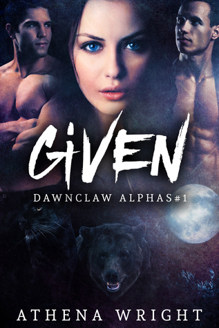 Dawnclaw Alphas Series by Athena Wright