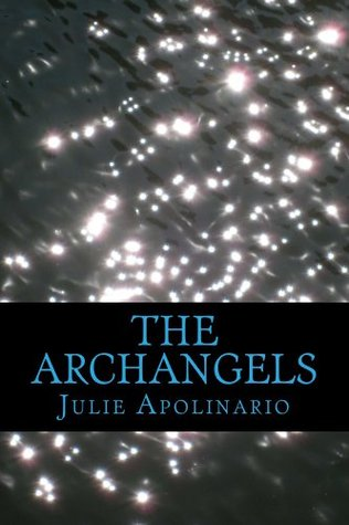 The Archangels Share Ease and Peace  by  Julie Apolinario