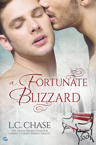 {Review} A Fortunate Blizzard by L.C. Chase