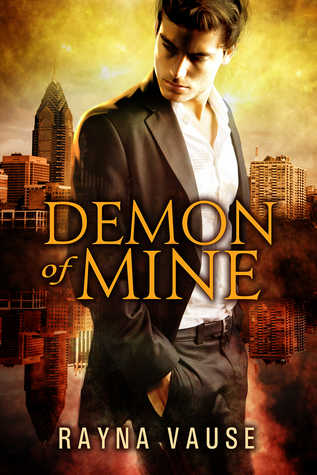 Demon of Mine (Hell Inc. Series, #1)