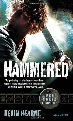 Book Review: Kevin Hearne's Hammered
