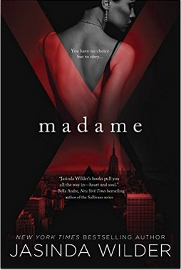 {Review} Madame X by Jasinda Wilder (with Excerpt and Giveaway)