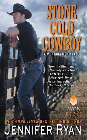 Stone Cold Cowboy (Montana Men #4) by @JenRyan_Author @TastyBookTours #Giveaway #Excerpt
