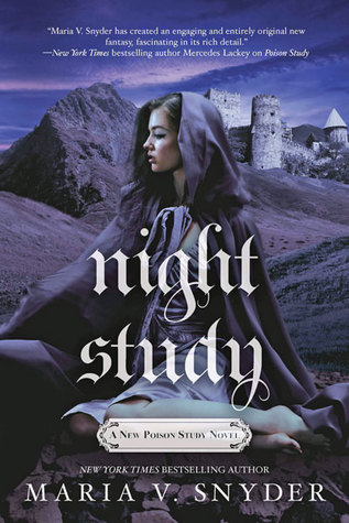 Night Study by Maria V. Snyder