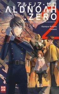 Aldnoah.Zero, Band 02  by  Olympus Knight