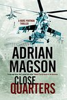 Close Quarters: A spy thriller set in Washington DC and Ukraine (A Marc Portman Thriller)