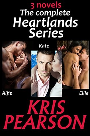 3 novels - The complete Heartlands Series  by  Kris Pearson