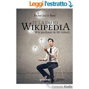 Te la do io wikipedia  by  Francesco, Bini
