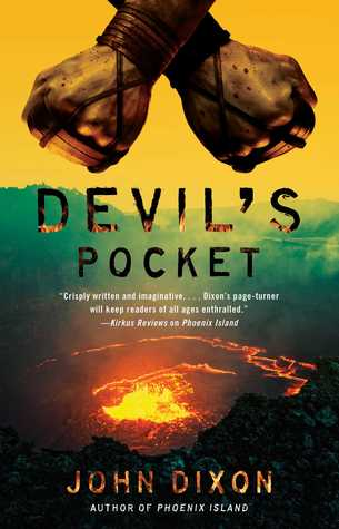 Book Cover of Devil's Pocket by John Dixon