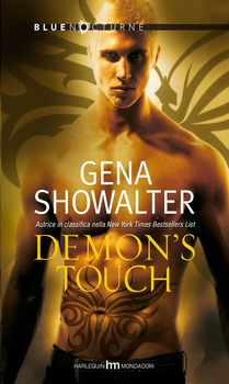 Demons' Touch (Lords of the Underworld #11)