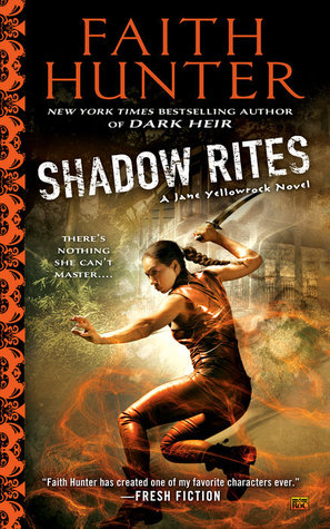 Book Review: Shadow Rites by Faith Hunter