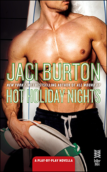 "Book Review: Jaci Burton's ""Hot Holiday Nights"""