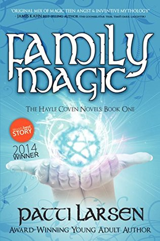 book review family magic patti larsen