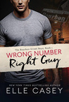 Wrong Number, Right Guy (The Bourbon Street Boys, #1)
