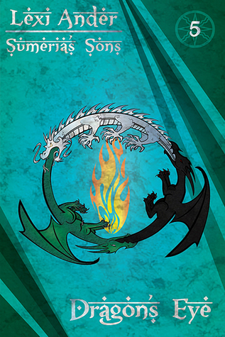 Recent Release Review: Dragon's Eye (Sumeria's Sons #5) by Lexi Ander