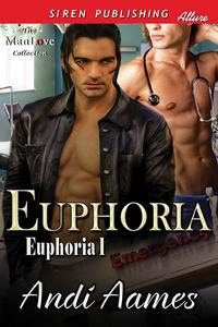 Euphoria  (Euphoria, #1)  by  Andi Aames