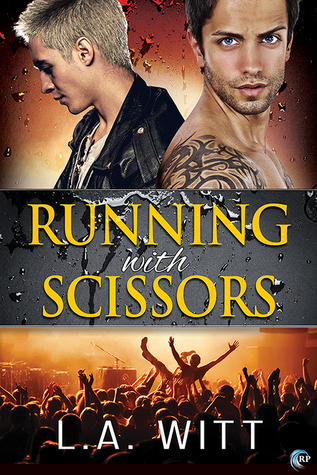 {Review} Running with Scissors by L.A. Witt
