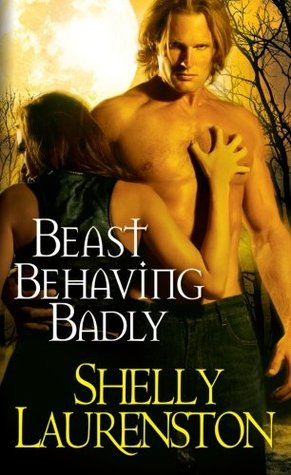 Book Review: Shelly Laurenston's Beast Behaving Badly