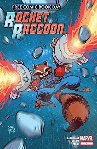 FCBD: Rocket Raccoon Joe Caramagna