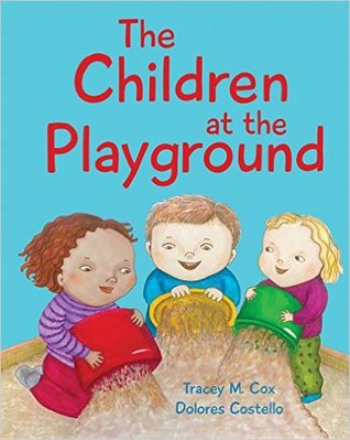 The Children at the Playground by Tracey M. Cox